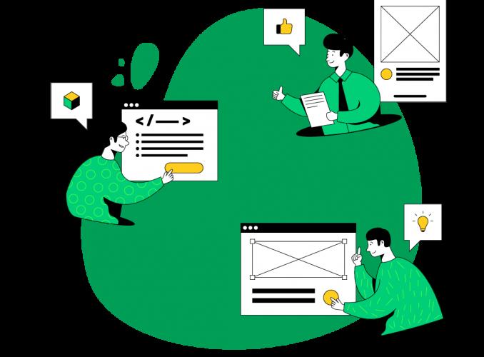TekLabs Website Development Service